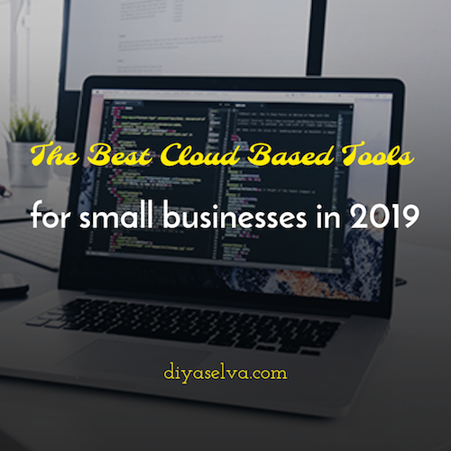 The best cloud based tools for your small business for 2018