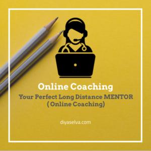 Online Coach Diya Selva
