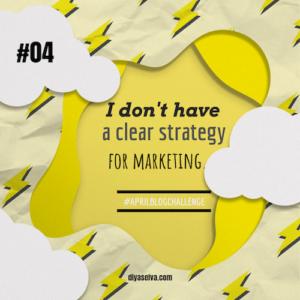 #04 Marketing Strategy Diya Selva