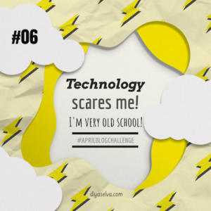 #06 Technology Diya Selva