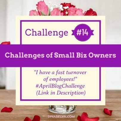 #14 Employee turnover Diya Selva