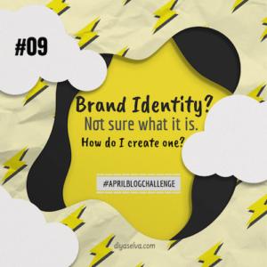 #09 Brand Identity Diya Selva
