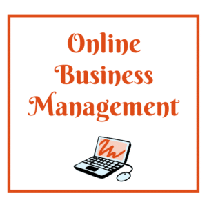 Online Business Management Diya Selva